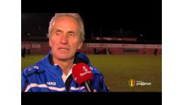 Embedded thumbnail for Coach Fréson Tienen groots na 0-17 verlies vs Standard