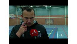 Embedded thumbnail for En toen was coach Schapmans nog met vier..........©Sportbeat TV