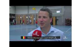 Embedded thumbnail for België vs Nederland Korfbal
