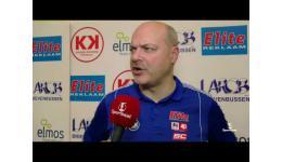 Embedded thumbnail for Spannende speeldag in het Futsal