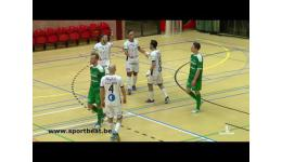 Embedded thumbnail for FT Antwerpen wint op ZVK Meeuwen met 3-7