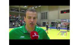 Embedded thumbnail for Bart Lenders na verlies met Bocholt vs Callant Tongeren (30-31)