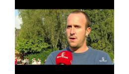 Embedded thumbnail for Voorwaarts pakt de leidng na winst vs Borgerhout GW in het Korfbal