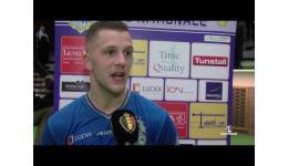 Embedded thumbnail for Spelers Halle Gooik hebben respect voor FT Antwerpen