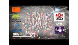 Embedded thumbnail for AKC Luma overtuigend tegen promovendus Riviera, reacties...