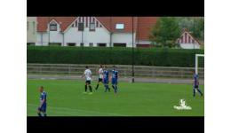 Embedded thumbnail for Knokke vs Roeselare 1-5 De Goals