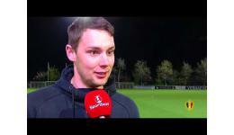 Embedded thumbnail for Reacties na KAA Gent vs KSK Heist van maandagavond