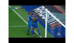 Embedded thumbnail for KRC Genk walst over Fola Esch, reacties en de goals bekijk je hier....