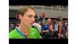 Embedded thumbnail for Arne Schonkeren na verlies op KV Sasja met Doornik