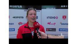 Embedded thumbnail for Initia Hasselt maakt het af in de 2de helft tegen verdienstelijk DHW Antwerpen