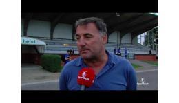 Embedded thumbnail for Coach Yves van Borm na eerste oefenpot van K.Knokke FC vs Roeselare
