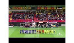 Embedded thumbnail for KAA Gent Ladies pakten BVB vs RSC Anderlecht in 2017....