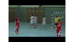 Embedded thumbnail for Bornem Puurs wint inhaalwedstrijd met 4-3 vs Jette Futsal