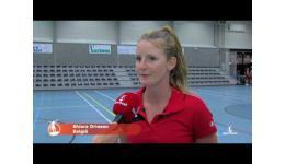 Embedded thumbnail for België vs Nederland naar aanloop World Games Polen