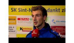 Embedded thumbnail for Reacties Sint Niklaas na 1-2 verlies vs Olsa brakel