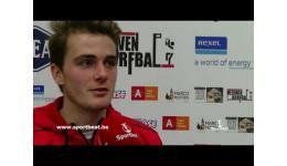 Embedded thumbnail for Jef Vervliet aangeslagen na degradatie met Meeuwen