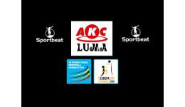 Embedded thumbnail for Volg AKC Luma in Europa via Sportbeat