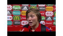 Embedded thumbnail for Engeland naar halve finale EK Woman en nu tegen Nederland, de reacties....