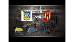 Embedded thumbnail for Reacties en goal uit Sint Niklaas vs Bornem