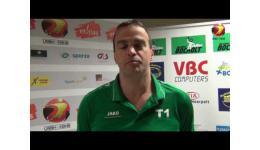 Embedded thumbnail for Bart Lenders blikt vooruit naar BVB finale Handbal