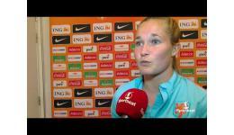 Embedded thumbnail for Desiree van Lunteren(Ajax) na Nederland vs Japan (0-1)