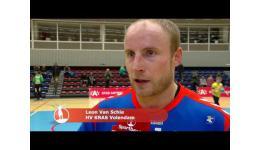 Embedded thumbnail for KV Sasja Antwerpen vs HV KRAS Volednam