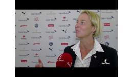 Embedded thumbnail for Coach Martina Vos-Tecklenburg Zwitserland na 0-4 verlies vs Engeland