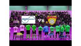Embedded thumbnail for Gelko Hasselt vs Celtic Houthalen verslag Sportbeat