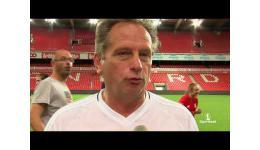 Embedded thumbnail for Coach Patrick Wachel na 2-2 op Standard met RSC Anderlecht