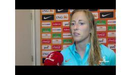 Embedded thumbnail for Sportbeat sprak met Loes Geurts na Nederland vs Japan