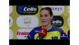 "Embedded thumbnail for Bocholt met de ""bijna"" perfecte hold-up vs Sint Truiden dames handbal"